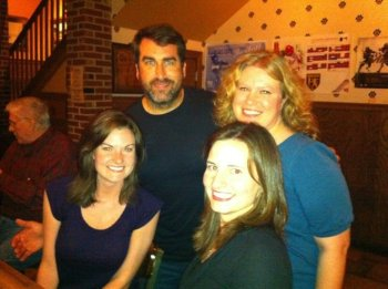 Meeting Rob Riggle